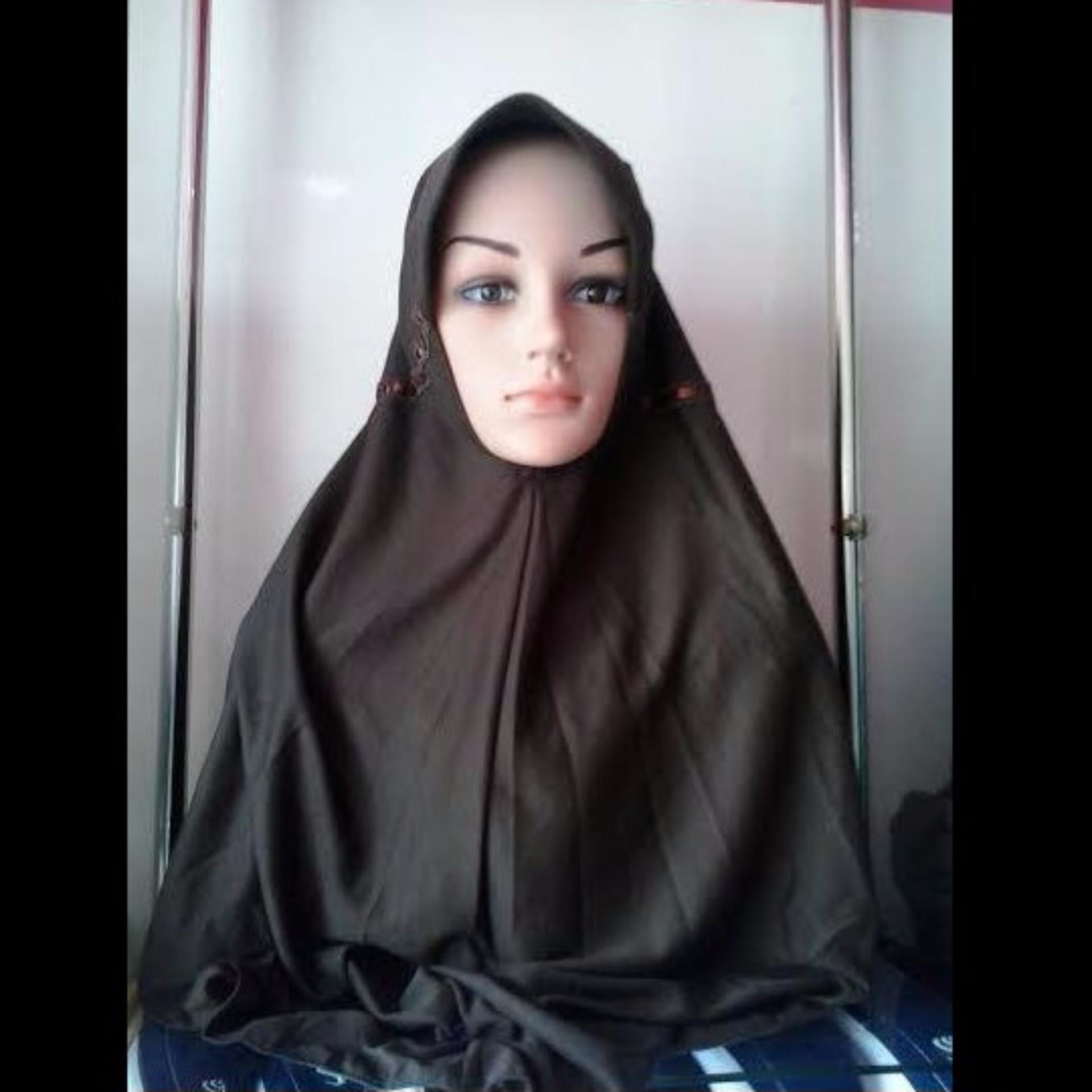 Spesifikasi Rabbani Kerudung Great Innova Jilbab Sekolah Coklat Tua Yg Baik